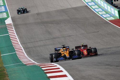 """Ricciardo: El incidente con Sainz fue un """"roce"""""""