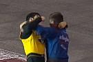 NASCAR Truck NASCAR Kamyon Serisi'nde yumruk yumruğa kavga!