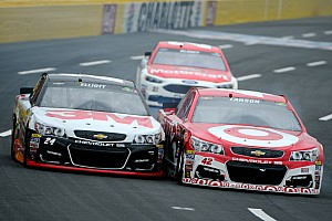 NASCAR Cup Analysis How the 2016 Chase grid looks with four races to go