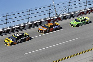 NASCAR Cup Interview Hamlin: JGR would be