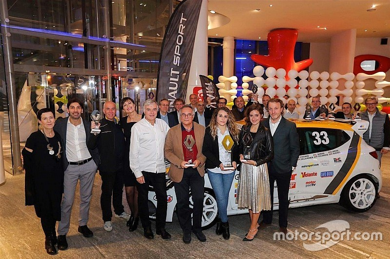 Clio Cup Press League: premiati i giornalisti a Milano