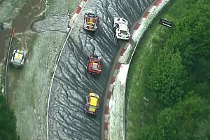 Endurance Noticias de última hora Paran las 24 Horas de Nurburgring a causa de una gran tormenta