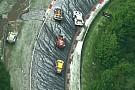 Detienen las 24 Horas de Nurburgring por una gran tormenta