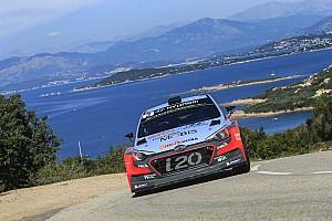 WRC Leg report Corsica WRC: Neuville eats into Ogier's advantage