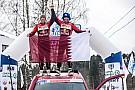 Cross-Country Al Attiyah reina en la nevada Baja Rusia