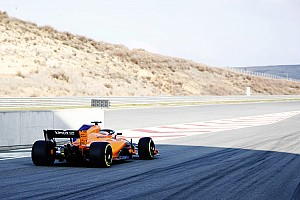 Stop/Go Livefeed Alonso mozgásban az új McLarennel: videók