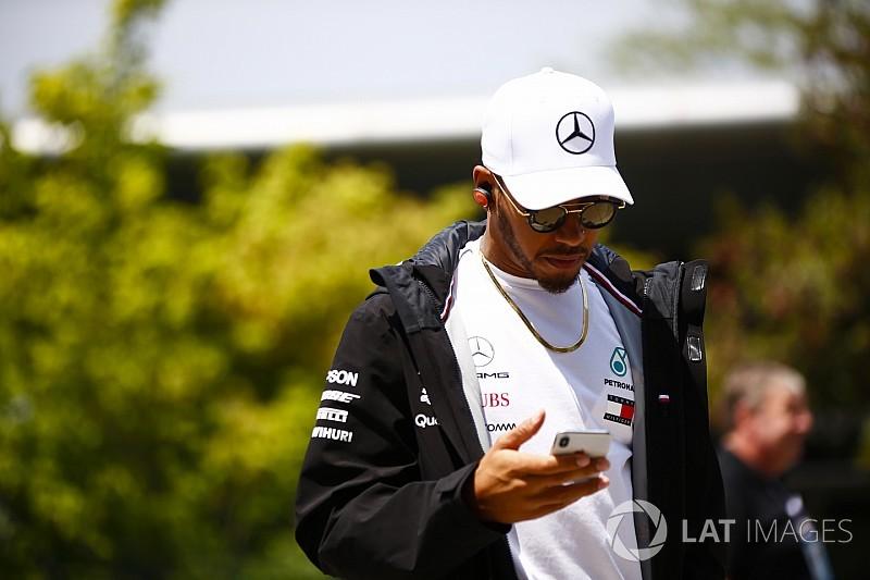 Coulthard: Hamilton zavarodottnak tűnik