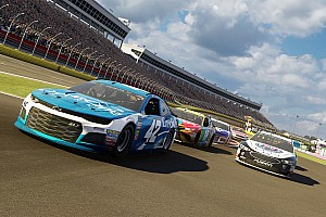 NASCAR, Race Team Alliance en 704Games presenteren NASCAR Esports League