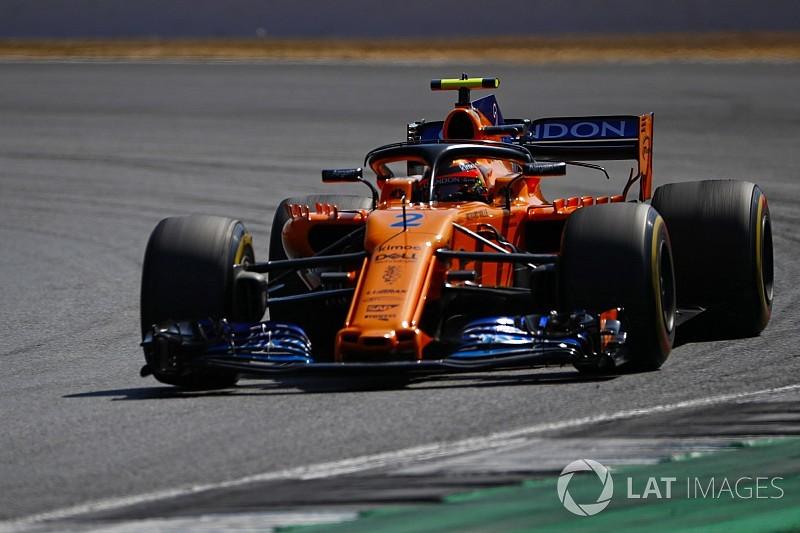 Vandoorne: McLaren estava