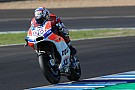 MotoGP Dovizioso breaks Jerez lap record on second test day