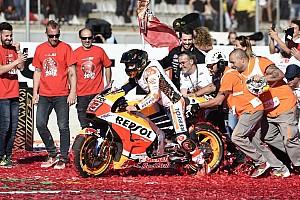 MotoGP Nieuws Marquez pakt 'in stijl' zesde WK-titel: