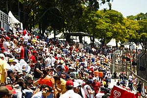 Formule 1 Actualités Nette hausse du nombre de spectateurs en F1 en 2017