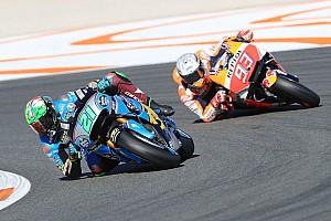 MotoGP Résumé d'essais Essais Valence - Márquez en tête, Rossi détruit sa moto