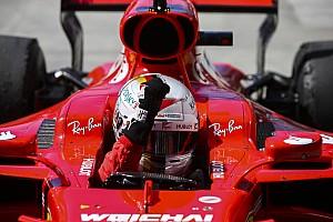 Formule 1 Actualités Ferrari :