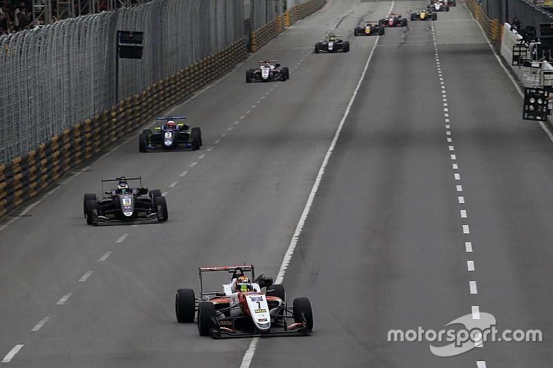 El GP de Macao 2018 ya tiene lista de inscritos