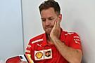 Sebastian Vettel vor Baku: