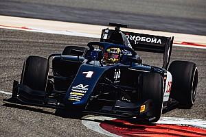FIA Fórmula 2 Crónica de Carrera Markelov ganó en la carrera sprint de F2