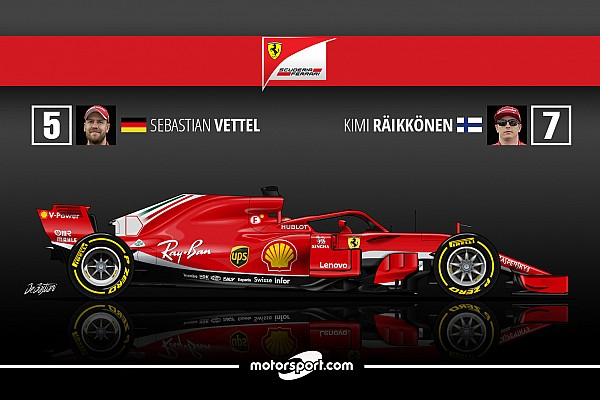 Formule 1 Preview Guide F1 2018 - L'empire Ferrari contre-attaque