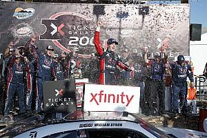 NASCAR XFINITY Reporte de la carrera Revancha para William Byron y triunfa en  Phoenix