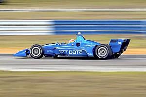 IndyCar Breaking news Jones feeling both pressure and confidence at Ganassi