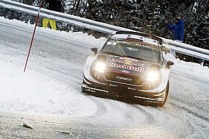 WRC Resumen del tramo Ogier cierra el sábado en Montecarlo como líder