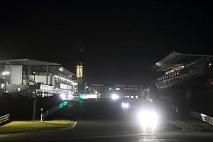 スーパー耐久 テストレポート スーパー耐久、24時間レース開催を見据えFSWで夜間走行テストを実施