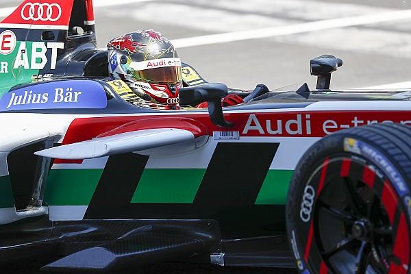 Formula E Mexico City ePrix: Abt kazandı, Rosenqvist kaldı