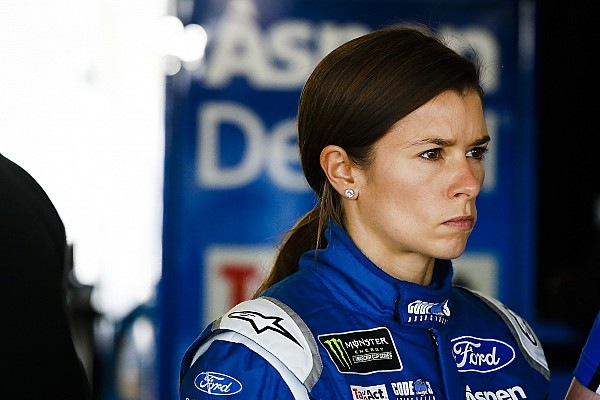 "NASCAR Cup Breaking news Danica Patrick claims last year in NASCAR ""felt like a grind"""