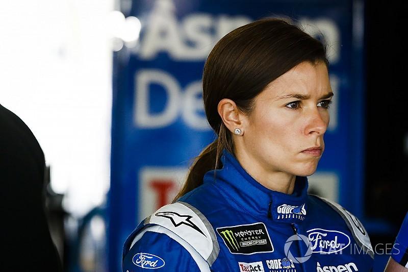 [NASCAR] 丹妮卡·帕特里克:过去一个赛季很折磨