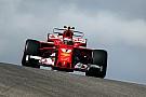Räikkönen à stricte égalité avec Ricciardo :