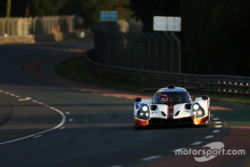 Van Uitert geniet van debuut op Le Mans: