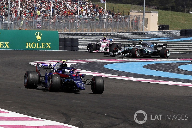 Ocon, Gasly reprimanded for French GP crash