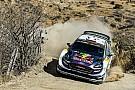 WRC Meksika WRC: Loeb lastik patlattı, Ogier liderliğe yükseldi