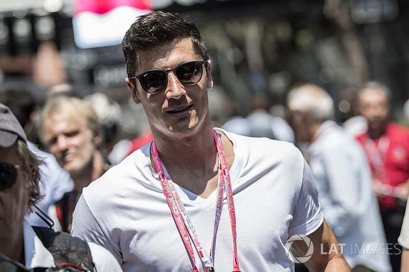 Quand le buteur vedette du Bayern Munich rêve du Dakar