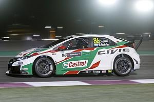 WTCC Qualifiche Spettacolare pole position di Guerrieri in Qatar, Michelisz solo 11°