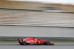 Formule 1 Réactions Vettel mitigé dans sa quête de réglages parfaits