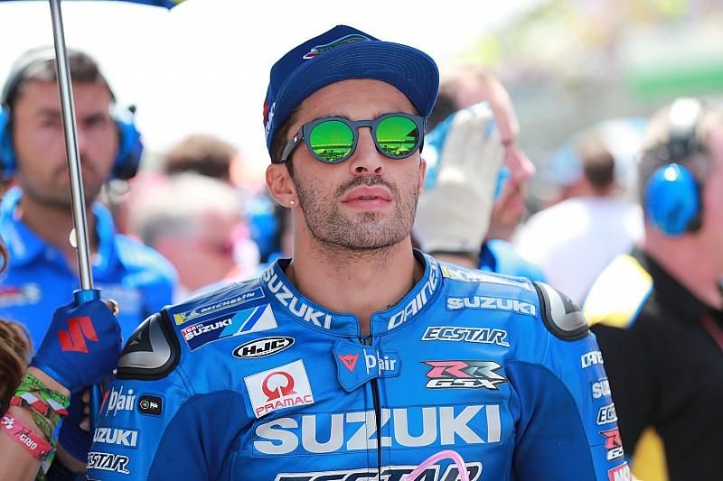 Suzuki-Sündenbock Iannone?