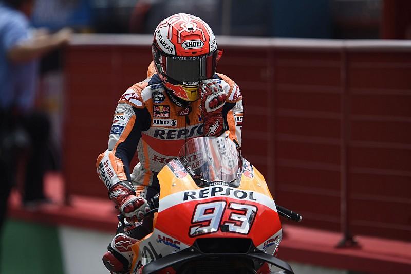 MotoGP Mugello: Üçüncü antrenmanda Marquez lider!
