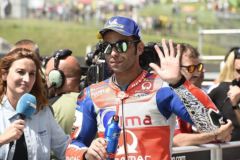 Ducati anuncia la llegada de Petrucci como relevo de Lorenzo