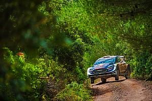WRC Actualités Ogier n'était