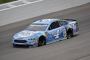 NASCAR Cup Qualifyingbericht NASCAR: Kansas-Pole für Harvick bei Kenseth-Comeback