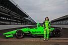 IndyCar Ecco la livrea della vettura di Danica Patrick per la Indy 500