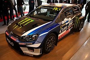 Ралли-Кросс Новость Команда Сольберга представила машину 2017 года