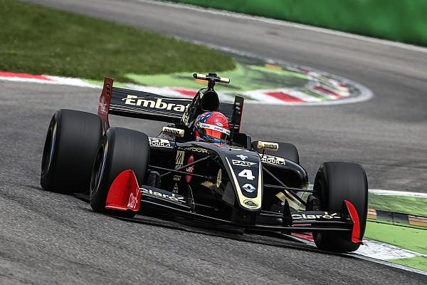 Formula V8 3.5 Preview Les enjeux F3.5 - Déjà cinq poles pour Fittipaldi!