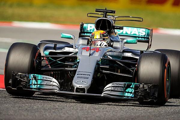 F1 Noticias de última hora Hamilton admite que el Mercedes es