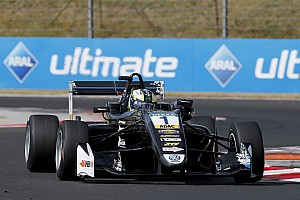 F3 Europe Race report Hungaroring F3: Eriksson retakes points lead with Race 3 win