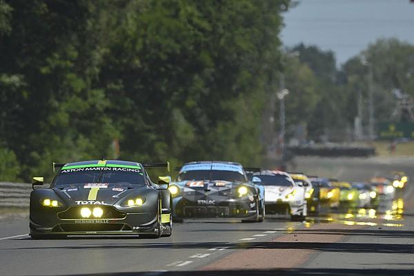 Ле-Ман Ностальгия Гранд Туринг. Все машины GTE в истории марафона «24 часа Ле-Мана»
