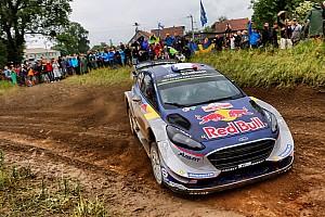 WRC Résultats Championnats - Ogier et M-Sport menacés par Neuville et Hyundai
