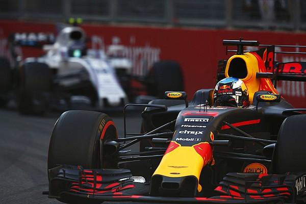 Fórmula 1 Relato da corrida Ricciardo herda vitória em GP maluco no Azerbaijão