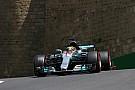 Hamilton: Baku tyre